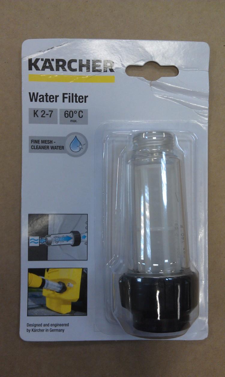 Водяной фильтр для керхера своими руками 10