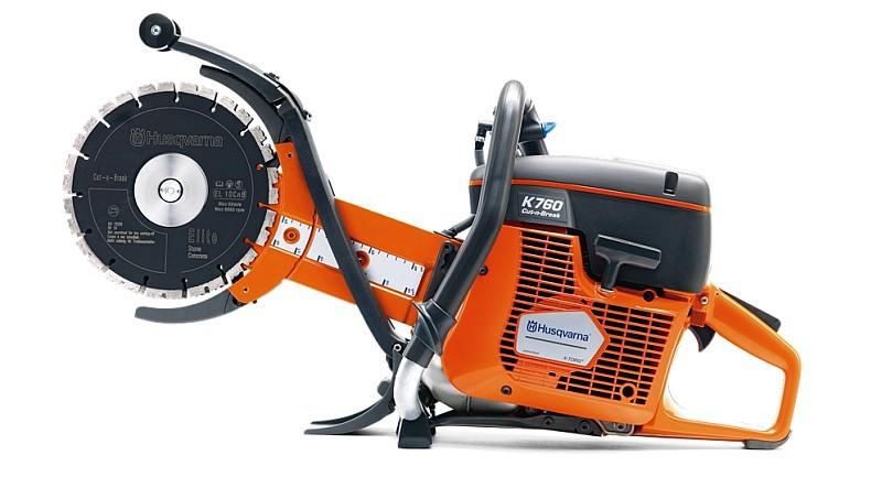 Бензорез K760 Cut-n-Break Husqvarna